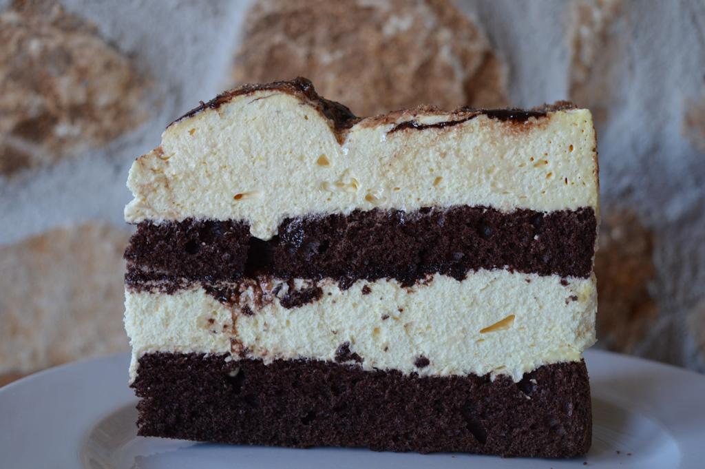 Csokiskeksz torta