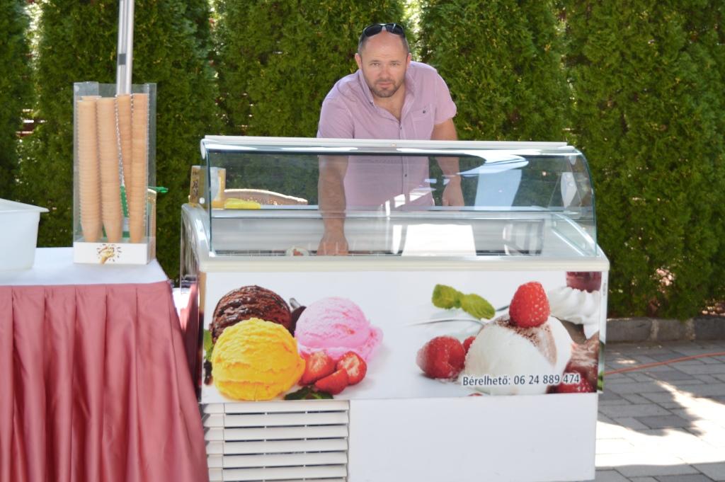 Fagylalt pult bérlés